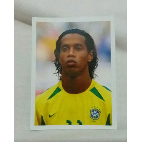 Figurinha De Ronaldinho Gaúcho