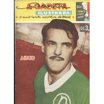 A Gazeta Esportiva Ilustrada Nº 95 - Pôster: Ponte Preta