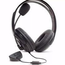 Fone De Ouvido Xbox 360 Headset Microfone