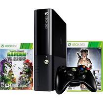 Xbox 360 500gb Nacional + 2 Jogos + Fone Novo Lacrado