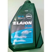 Oleo Elaion 5w-40 100% Sintetico Api Sn -f50 Anti - Stress