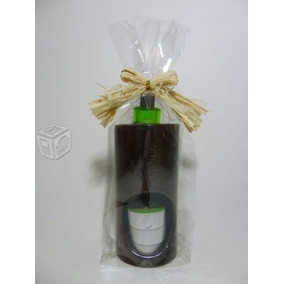 Sahumerio Con Aceite Y Tres Vela Tea Light