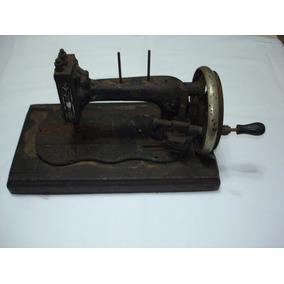 Maquina Costura Muito Antiga Raridade