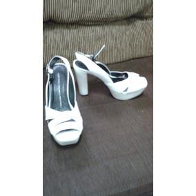 Sapato Ellus Shoes Branco Nº38 Novo
