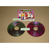 D Pocas Pulgas Temas Telenovela 2003 Universal Cd + Dvd
