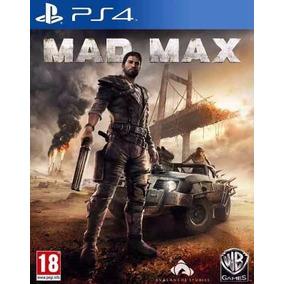 Mad Max Original 2 Ps4 Envio 10 Minutos