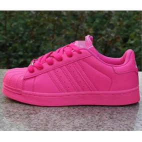 zapatillas adidas superstar amarillas