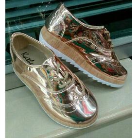 Zapatos Oxford De Niñas