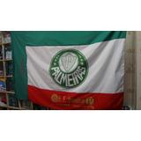 Bandeira Do Palmeiras 1,30 Altura X 2,00 Comprimento