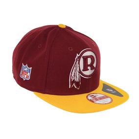 Gorra Plana New Era Nfl Washington Redskins Original 4c1d55a5c9f
