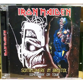 Iron Maiden Live Bristol 1986 Cd