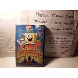 Dvd Caricatura Bob Esponja Isla Karate 7 Episodios