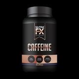 Cafeína Natural Nutrafx En Pastillas De 200 Mg 200