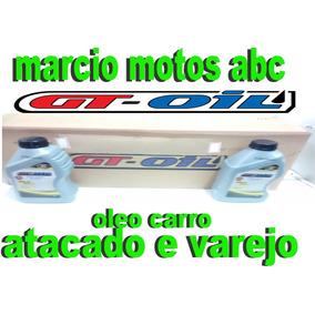 Caixa 12 Litros Oleo Gt Oil 25w60 Alta Km Motor Carro