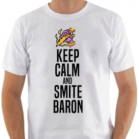Camiseta League Of Legends: Smite Baron