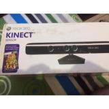 Kinect Sensor Xbox 360 En Caja