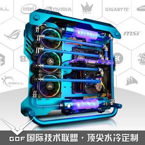 Gtx 1080 11gb I7 7700 Arrefecido A Água 16gbmemória