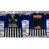 Camiseta Retro C.d. Godoy Cruz. A.t. De Mendoza Marca Nanque