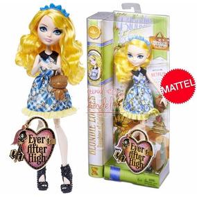 Ever After High Blondie Filha Da Cachinhos Mattel Lacrada