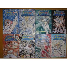 Mangá Cavaleiros Do Zodíaco 1ª Edição Conrad