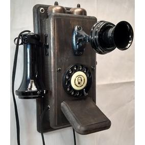 Telefone Antigo Minitel Analógico