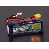 Batería Lipo Turnigy Nano Tech 4s (14,8volt) 1800mah 65-130c