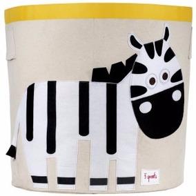 Baúl Circular Zebra 3 Sprouts