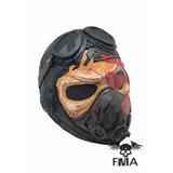Mascara Airsoft Fma Com Tela Kamikaze Em Fibra De Vidro