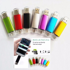 Usb 16gb 2.0 Microusb-usb Ogt Android/tablet /pendrive/pc