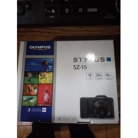 Olympus Stylus Sz-15 16mp 24x Sr Zoom 3-inch Hi-res Lcd