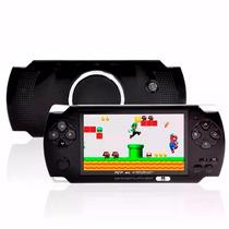 Mini Game Portátil 10mil Jogos Player Mp3 Mp4 Mp5 Pmp A10