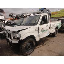 Sucata Mahindra Scorpio 2.6 Cs Tb Diesel Crde 4x4