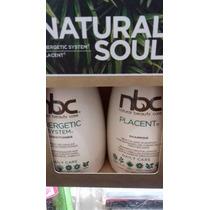 Nbc Natural Soul Shampoo Placenta Ytrat Energetisante . Grat