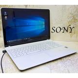 Sony Vaio Core I5 5ta Ram 8gb Disco 1 Tera Teclado Iluminado