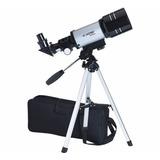 Telescopio Hokenn Refractor Hpr70300 + Brujula Regalo