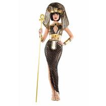Fantasia Cleópatra Sexy - Frete Grátis