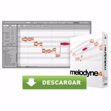 Celemony Melodyne 4 Studio Para Windows ,mac Pro Tools 10 12