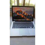 Macbook Pro Retina 13/4gb/i5/128gb - Mid 2014. Permutas.