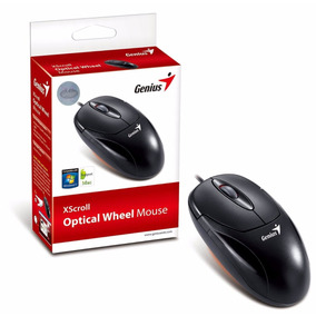 Mouse Optico Usb Genius