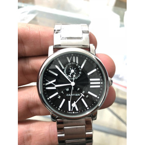 Reloj Cartier Caja Certificado Shopping Bag Envio Gratis Dhl