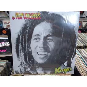 Bob Marley & The Wailers Kaya Europa Lp Lacapsula