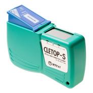 Limpador De Conectores Ópticos Cletop-s Tipo A Original Ntt
