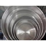Juego De Torteras Redondas De 5 Piezas De Aluminio