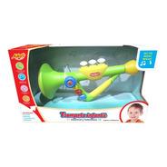 Juguete Trompeta Infantil Mi Alegria