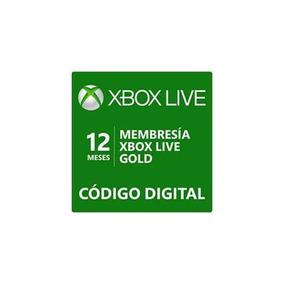 Remate De Gold! Membresia Xbox Live Gold 3 Meses