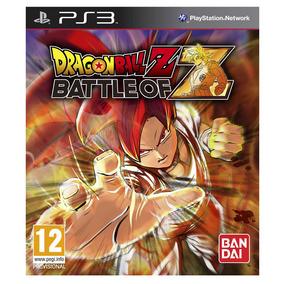 Juego Ps3 Namco Bandai Dragon Ball Z Battle From Z