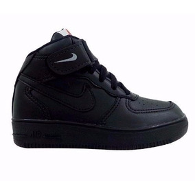 Promoção Tenis Nike Botinha Cano Alto Air Force Af1 Infantil