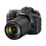 Nikon D7200 18-140mm 24 Mp Kit