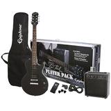 Guitarra Electrica Epiphone Con Amplificador Y Accesorios