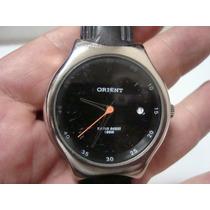 Relógio Orient Desing By O.d.m Bateria E Pulseira Nova 100m